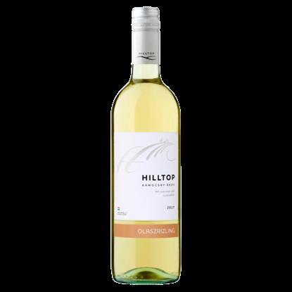 Kép Hilltop Neszmélyi Olaszrizling száraz fehérbor 15% 75 cl