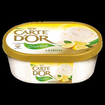 Kép Carte D'Or Citrom Sorbet Jégkrém 1000 ml