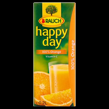 Kép Rauch Happy Day 100% narancslé 0,2 l