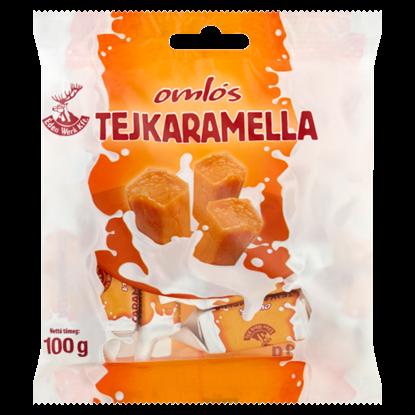Kép Omlós tejkaramella 100 g
