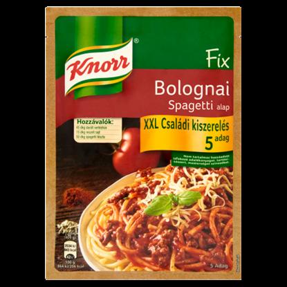 Kép Knorr Fix XXL bolognai spagetti alap 89 g