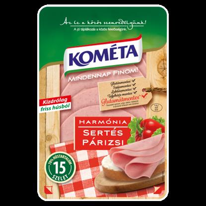 Kép Kométa Mindennap finom! Harmónia szeletelt sajtos sertés párizsi 125 g
