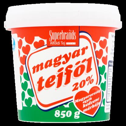Kép Magyar Tejföl 20%-os tejföl 850 g