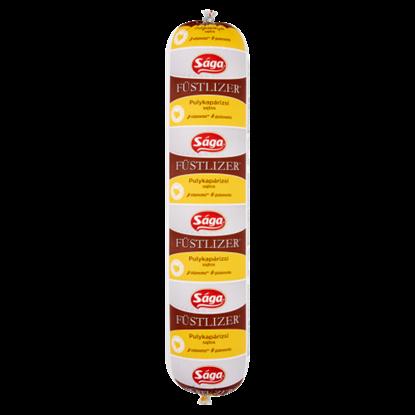 Kép Sága Füstlizer sajtos, füst ízesítésű pulykapárizsi 2200 g