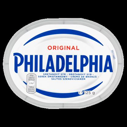 Kép Philadelphia Original sajtos szendvicskrém 125 g