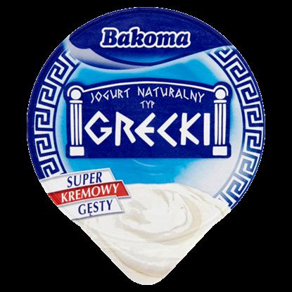 Kép Bakoma Greek natúr joghurt 400 g
