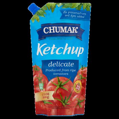 Kép Chumak delikátesz ketchup 500 g