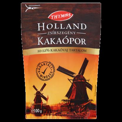 Kép Thymos holland zsírszegény kakaópor 100 g
