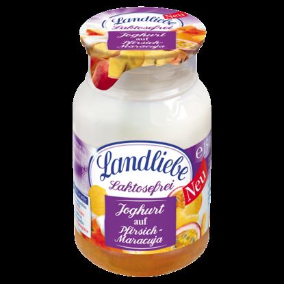 Kép Landliebe laktózmentes gyümölcsös joghurt 150 g