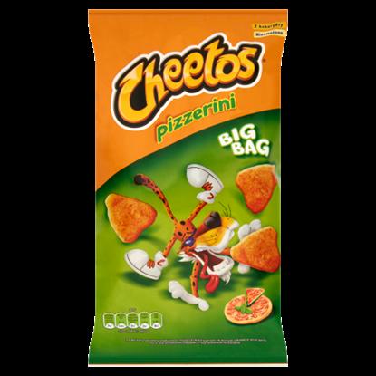 Kép Cheetos Pizzerini pizzás ízű kukoricasnack 85 g