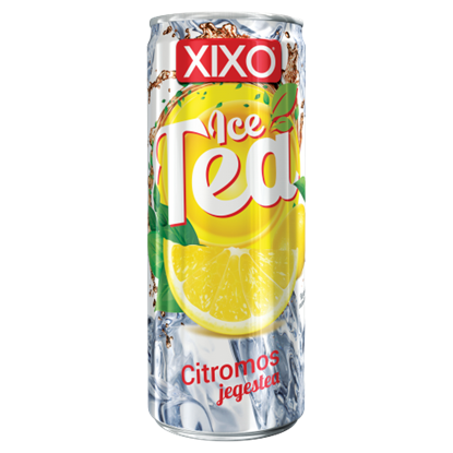 Kép XIXO Ice Tea citromos jegestea 250 ml