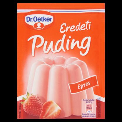 Kép Dr. Oetker Eredeti Puding epres pudingpor 40 g