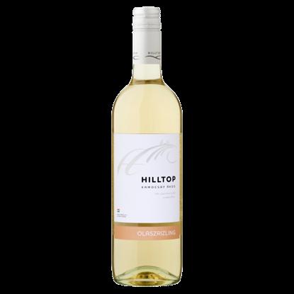 Kép Hilltop Neszmélyi Olaszrizling száraz fehérbor 12% 75 cl