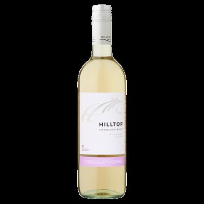 Kép Hilltop Neszmélyi Cserszegi Fűszeres száraz fehér bor 10,5% 75 cl