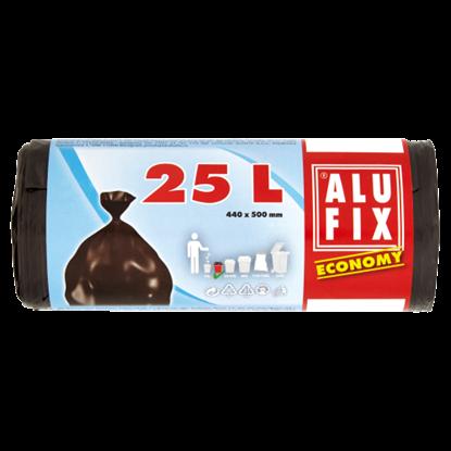 Kép Alufix Economy szemeteszsák 25 l 30 db
