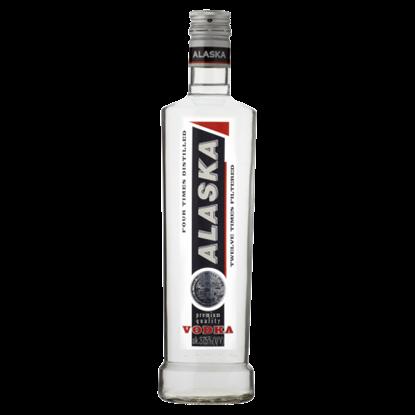 Kép Alaska vodka 37,5% 0,5 l