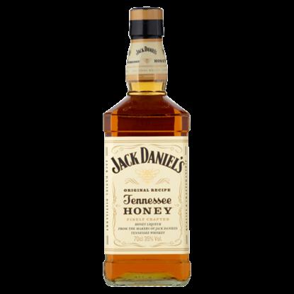 Kép Jack Daniel's mézes likőr Jack Daniel's Tennessee whiskeyvel 35% 0,7 l