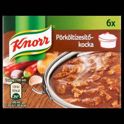 Kép Knorr pörköltízesítő-kocka 6 db 60 g