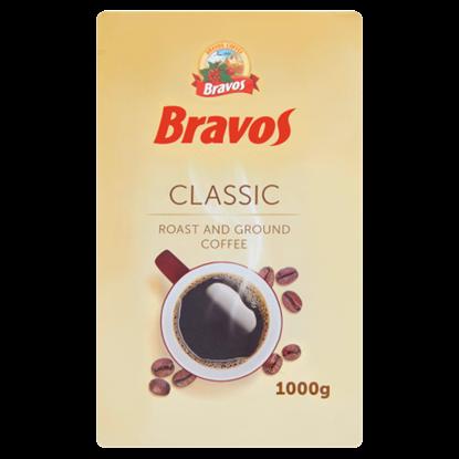 Kép Bravos Classic őrölt pörkölt kávé 1000 g