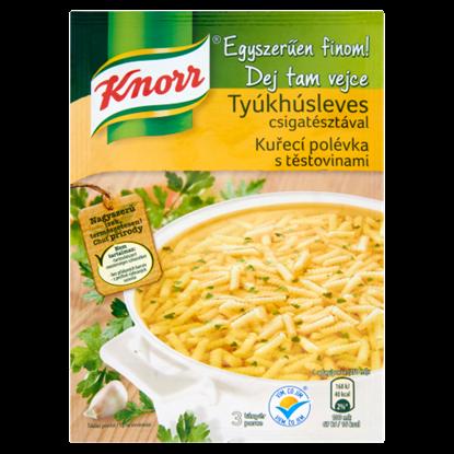 Kép Knorr Egyszerűen finom! tyúkhúsleves csigatésztával 40 g