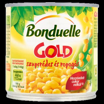 Kép Bonduelle Gold morzsolt csemegekukorica 340 g