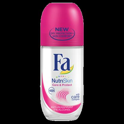 Kép Fa NutriSkin Care & Protect izzadásgátló golyós dezodor 50 ml