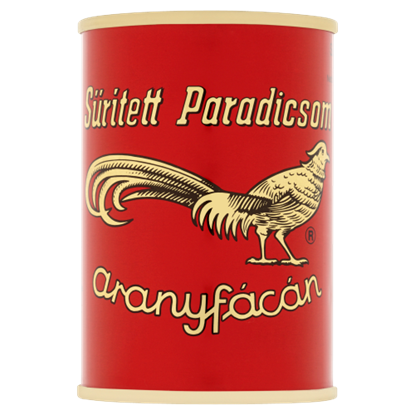 Kép Aranyfácán sűrített paradicsom 22-24% 150 g
