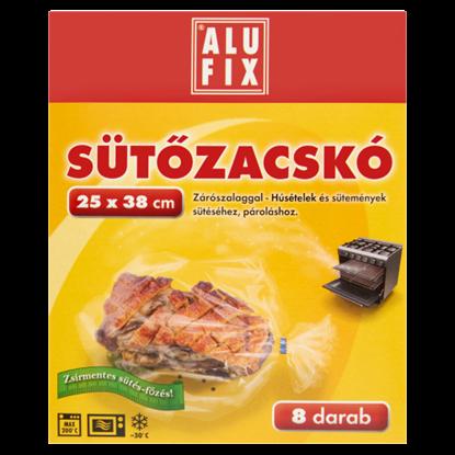 Kép Alufix sütőzacskó 25 x 38 cm 8 db