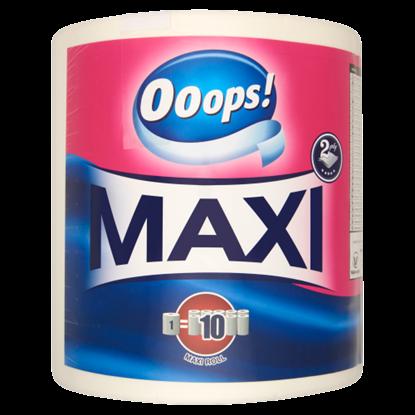 Kép Ooops! Maxi papírtörlő 2 rétegű 1 tekercs
