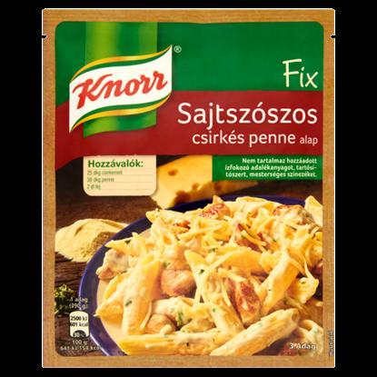 Kép Knorr Fix sajtszószos csirkés penne alap 40 g