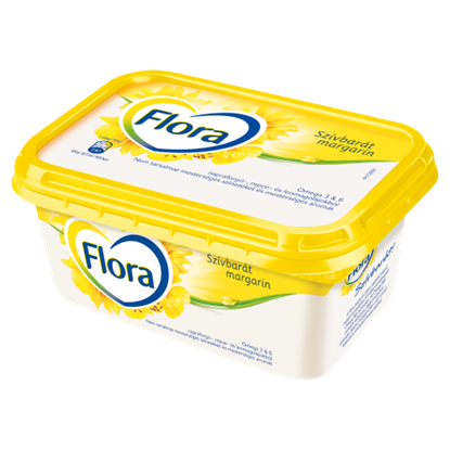 Kép Flora csészés margarin 500 g