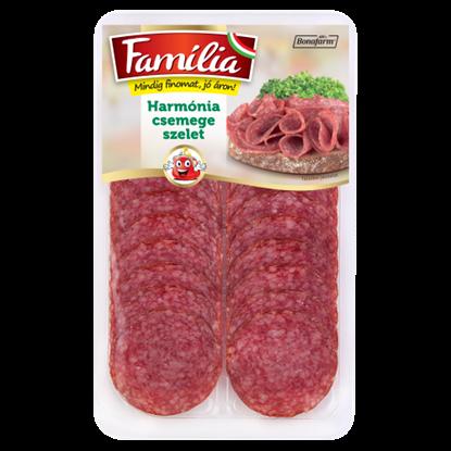 Kép FAMÍLIA Harmónia csemege szelet 70 g