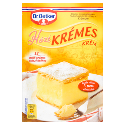 Kép Dr. Oetker Házi Krémes krémpor 225 g