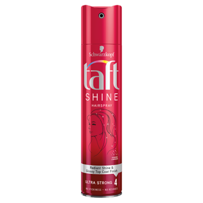 Kép Taft hajlakk 10 karátos fény - ultra erős 250 ml