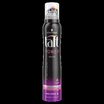 Kép Taft hajrögzítőhab Power kasmír 200 ml