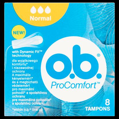 Kép o.b. ProComfort Normal tampon 8 db