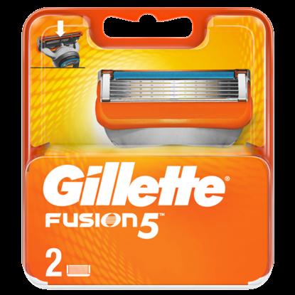 Kép Gillette Fusion5 Pótfej Férfi Borotvához, 2 db
