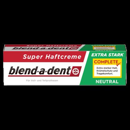 Kép Blend-a-dent Complete Semleges Ízű Műfogsorragasztó, 47 g