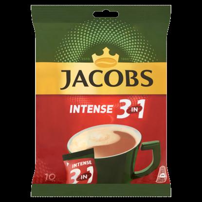 Kép Jacobs Intense 3in1 azonnal oldódó kávéitalpor 10 db 175 g