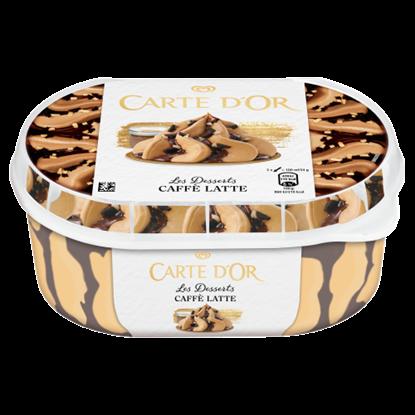 Kép Carte D'Or Caffé Latte Jégkrém 900 ml