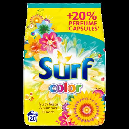 Kép SURF Fruity fiesta Mosópor 20 mosás 1,3 kg
