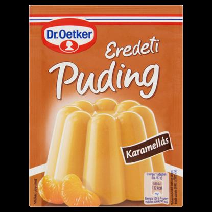 Kép Dr. Oetker Eredeti Puding karamellás pudingpor 40 g