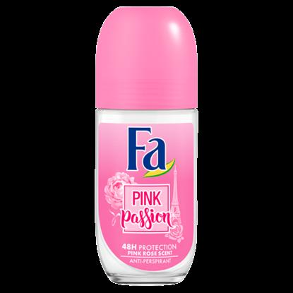 Kép Fa Pink Passion izzadásgátló golyós dezodor 50 ml