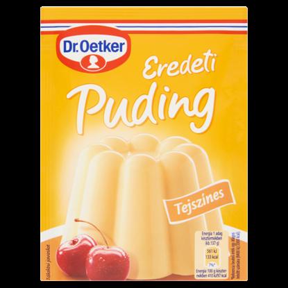 Kép Dr. Oetker Eredeti Puding tejszínes pudingpor 40 g