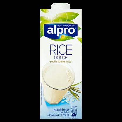 Kép Alpro Dolce vaníliás rizsital 1 l