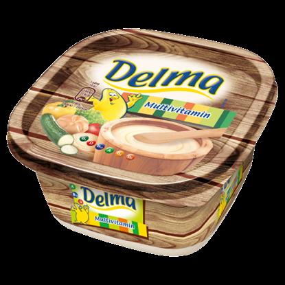 Kép Delma Multivitamin light csészés margarin 500 g