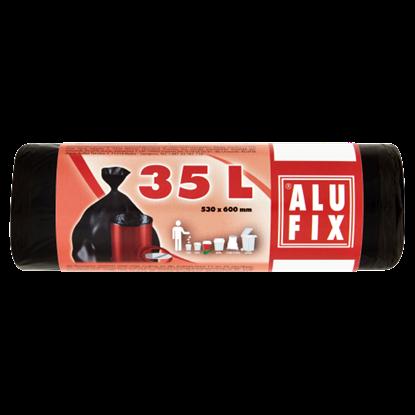 Kép Alufix szemeteszsák 35 l 30 db