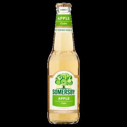 Kép Somersby cider almalé alapú szénsavas, alkoholos ital 4,5% 330 ml