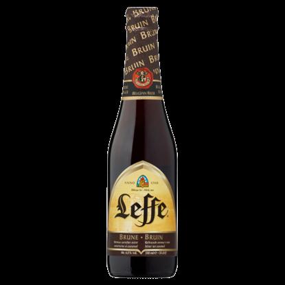 Kép Leffe eredeti belga apátsági barna sörkülönlegesség 6,5% 0,33 l