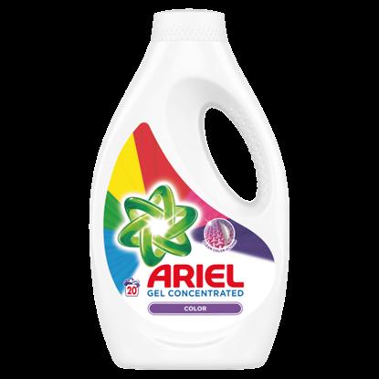 Kép Ariel Color Folyékony Mosószer, 1,1 l, 20 Mosáshoz